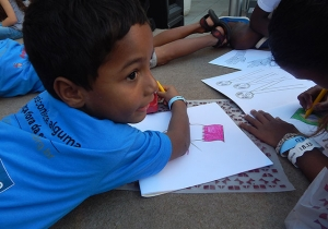 Ground-breaking programme secures access to education for 16,000 children living in Rio's slums