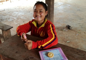 Achieving a First in the Family - Opening up education opportunities for girls in Lao People's Democratic Republic