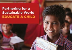 Partnering for a Sustainable World – Educate A Child