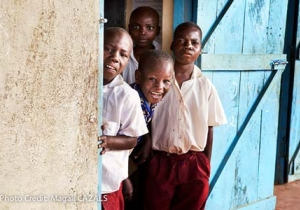 Changing minds about education in Kenya
