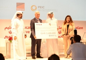 Educate A Child Receives 2.4 Million QAR from Qatar Airways In-Flight Donation Programme