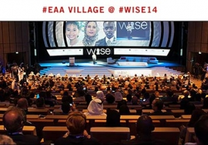 EAA Village at WISE Summit 2014