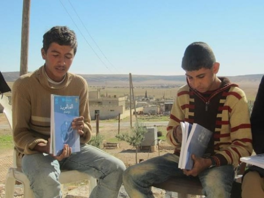 Increasing Access to Education for OOSC through the Self-Learning Programme
