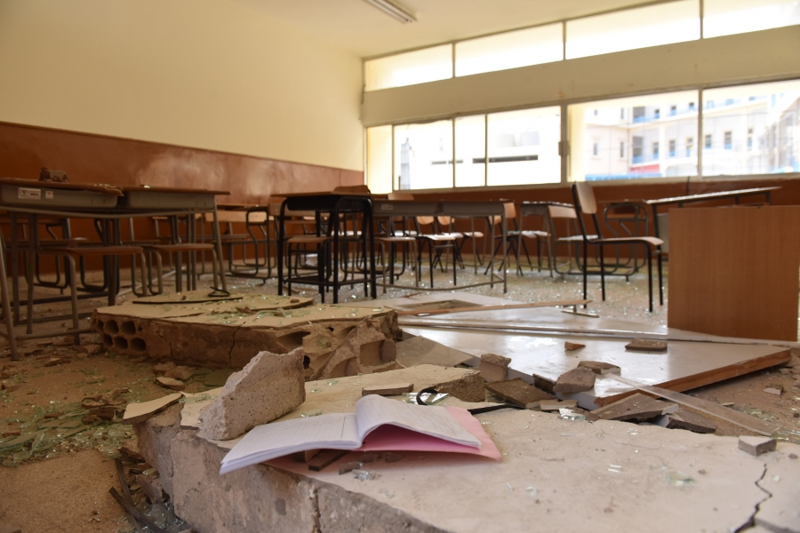 Reconstruction & Rehabilitation of Education Institutions Affected by the Beirut Port Explosion